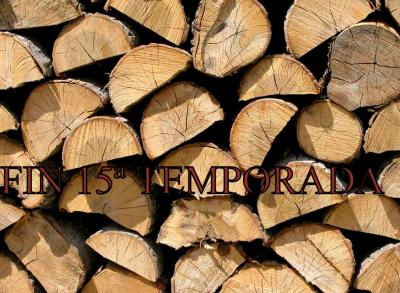 FIN 15ª TEMPORADA.